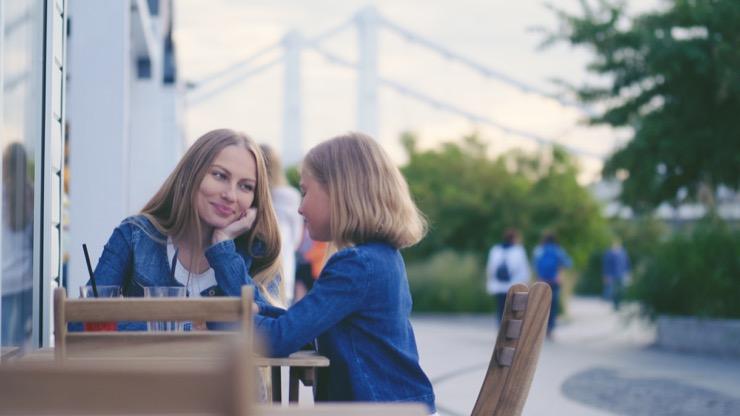 отношения мамы и дочки